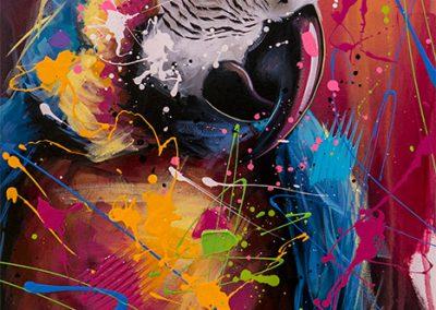 Tableau Andrea Marquis - Hello