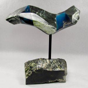 Sculpture Mario Carrier - Envol