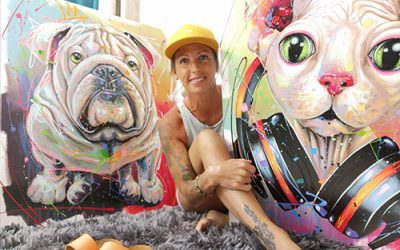 Andréa Marquis – artiste peintre