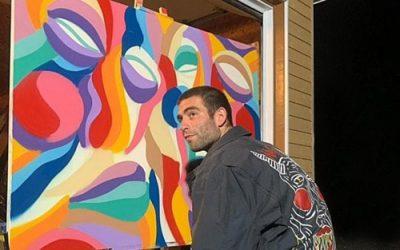 Brad Laplante – artiste peintre