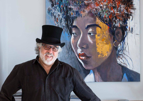 Événement à l'Esprit Créatif - Humberto Pinochet