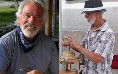 Michel Desmarais – artiste peintre et Denis Douville – sculpteur