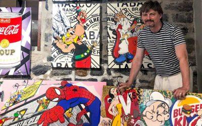 Sylvain Prévost – artiste peintre