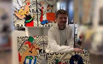 Sylvain Prevost – artiste peintre