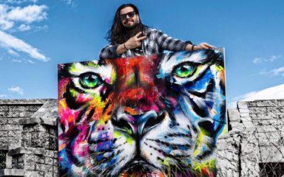 Yann Lemieux – artiste peintre