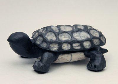 Sculpture Julie Lambert - L'Énergie de la tortue