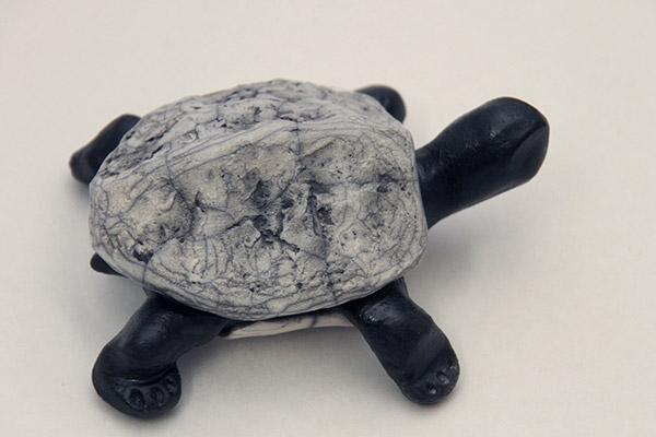 Sculpture Julie Lambert - Petits pas