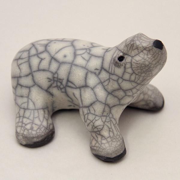 Sculpture Julie Lambert - Premiers pas