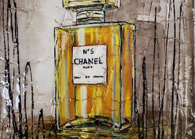 Tableau Nathalie Chiasson - Icône