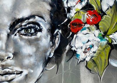 Tableau Josée Laroche - De l'ombre à la lumière