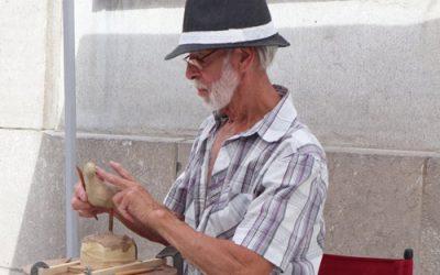 LES VITRINES S'ANIMENT : Sculpteur Denis Douville